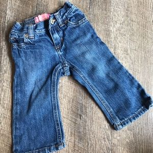 Old Navy infant girl jeans